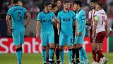 Olympiakos hit back to draw 2-2 with Tottenham