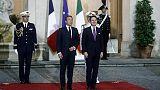 Conte a Macron, dialogo e rispetto