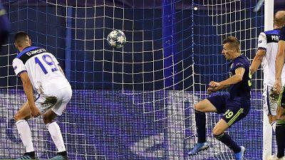 Champions: Dinamo Zagabria-Atalanta 4-0