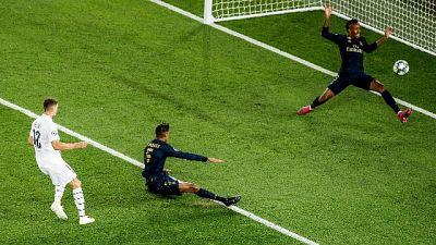 Champions: PSG-Real Madrid 3-0