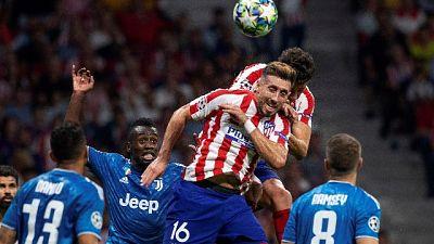 Champions: Atletico Madrid-Juventus 2-2