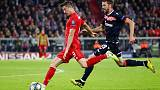 Dominant Bayern ease to 3-0 win over Red Star