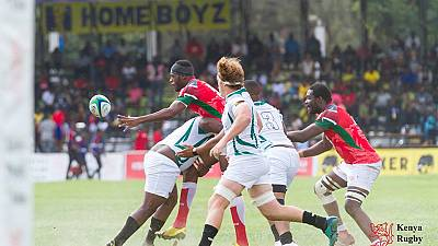 The Simbas ready for Zimbabwe Sables in the last 2019 Victoria Cup Fixture