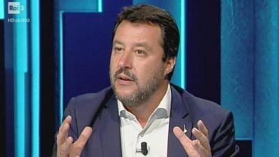 Salvini, Renzi è senza vergogna