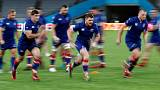 Russia hope physicality can make them party-poopers in World Cup opener