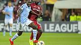 Europa League: Cluj-Lazio 2-1