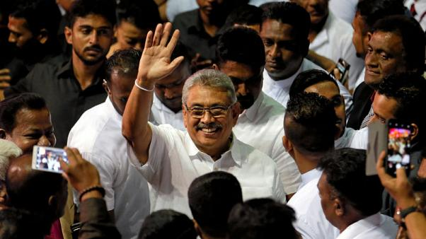 Sri Lanka presidential front-runner would restore relations with China - adviser
