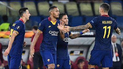 Europa League: Roma-Basaksehir 4-0