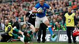 Five up for Parisse as Italy go for experience against Namibia
