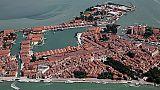 Scontro tra barchini a Venezia,un ferito