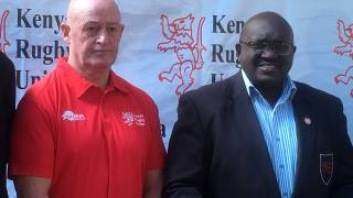Paul Feeney appointed as the Kenya Rugby Technical Director