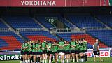 Ireland ready to put disappointing year behind them