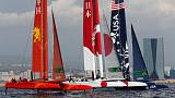 SailGP's 'wizards of Aus' fly high in million dollar final