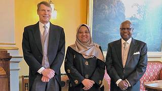 New ambassadors from Ireland, Namibia and Malaysia