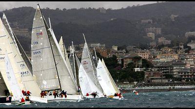 Millevele: 200 barche a Genova,con Lippi