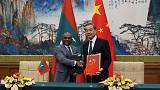 China says Maldives is not 'mired in a Chinese debt trap'