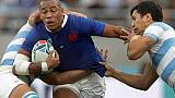 Rugby: Mondiali, Francia-Argentina 23-21