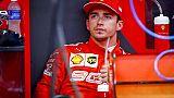 F1, super Leclerc, domina terze libere