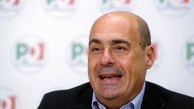 Pd: Zingaretti, Renzi? solo un whatsapp