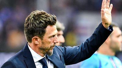 Sampdoria, Di Francesco vuole una svolta