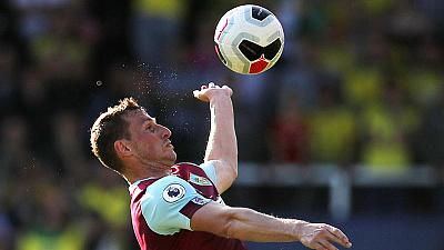 Wood scores twice as Burnley bring Norwich crashing down