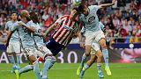 Atletico struggle to break down Celta in frustrating draw