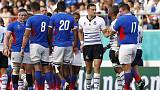 Scoring burst helps Italy to win against Namibia