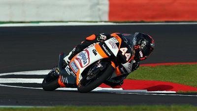 Moto: Canet vince la gara della moto3