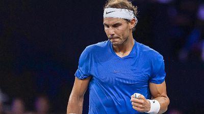 Tennis: Nadal rinuncia alla Laver Cup
