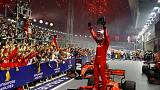 Vettel ends win drought with victory in Singapore
