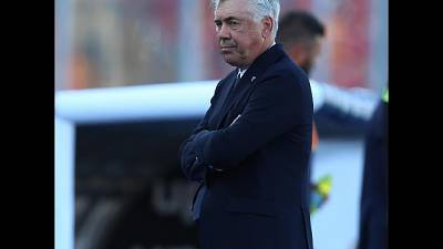 """Ancelotti """"era partita trappola, bravi"""""""