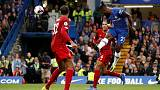 Leaders Liverpool stay perfect with 2-1 win at Chelsea