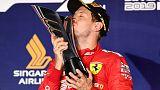 Vettel shows he is still a winner