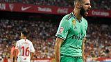Real Madrid vince a Siviglia ed è primo