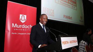 Kojo Annan appelle la communauté africaine mondiale à libérer le potentiel qu'offrent les jeunes, l'innovation et le leadership