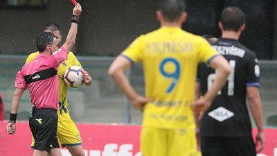 Calcio: Serie B, arbitri