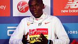 Coe excited by Kipchoge sub-two hour marathon attempt - record or not