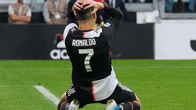Ronaldo diserta Best Fifa per infortunio
