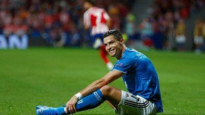 C.Ronaldo'dopo notte arriva sempre alba'