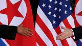 Trump says would want to know what a third summit with Kim would produce