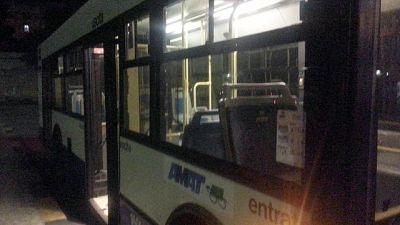 Nuova aggressione ad autista bus a Roma