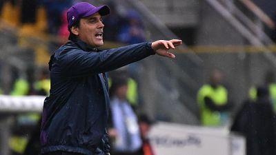 Fiorentina-Samp: Montella strafavorito