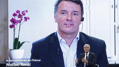 Renzi, clima non si usi per fare cassa