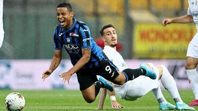 Calcio: Gasperini, Muriel resta a casa