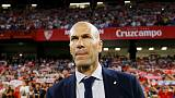 Real's Zidane fed up as injury list grows as Mendy ruled out