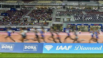 Atletica: primi azzurri arrivati a Doha