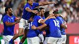 Samoa overcome Russia but must improve to contend in Pool A