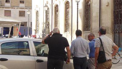 Favori in cambio voti Lecce, 6 indagati