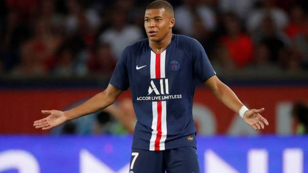 Mbappe Still Missing For Psg Icardi Out With Groin Injury Euronews