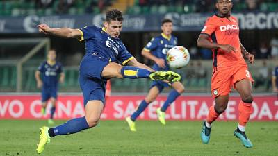 Verona-Udinese 0-0